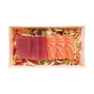 Sashimi Mix - Atum e salmão