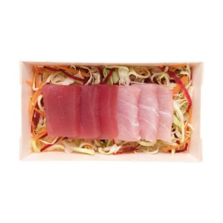 Sashimi Mix - Atum e Peixe Branco