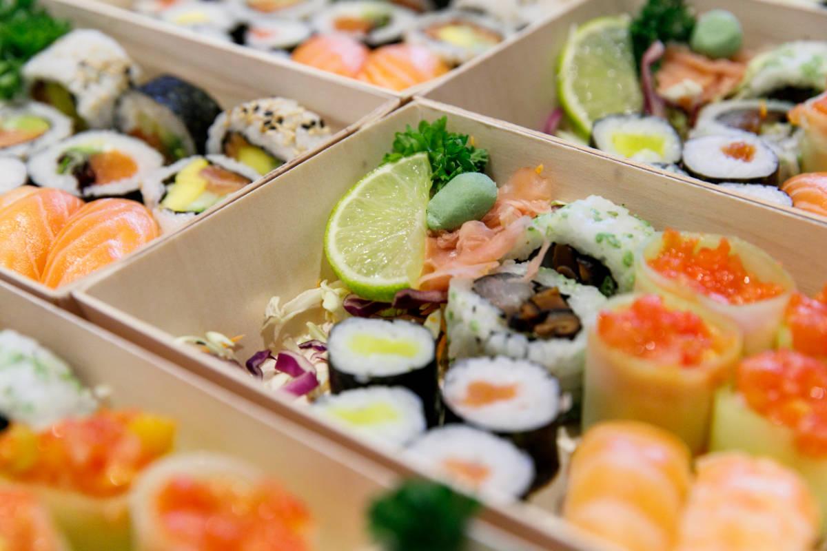 Wood Sushi - Sobre Nós