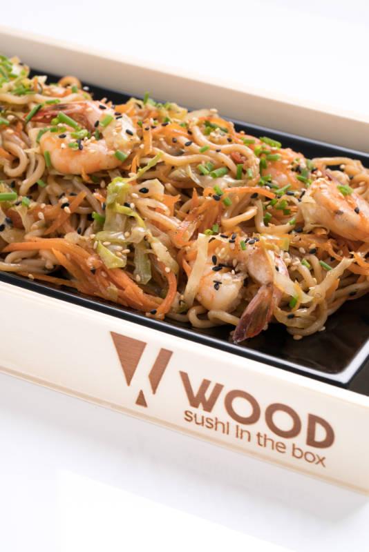 Wood Sushi - Av. Roma
